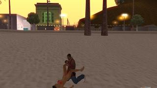 GTA San Andreas (sin saltar historia y sin trucos) / Misión 1°