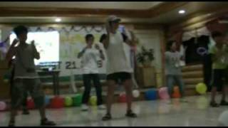 Group D (Woori Doori Summer Camp Farewell Party 2009)