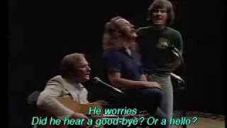Crosby, Stills and Nash - Helplessly Hoping