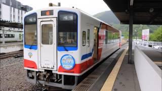 【36-702】三陸鉄道南リアス線 36-700形212D 釜石~盛(走行音) 2017年5月13日