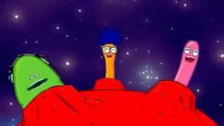 Würmer: Space Worms Song
