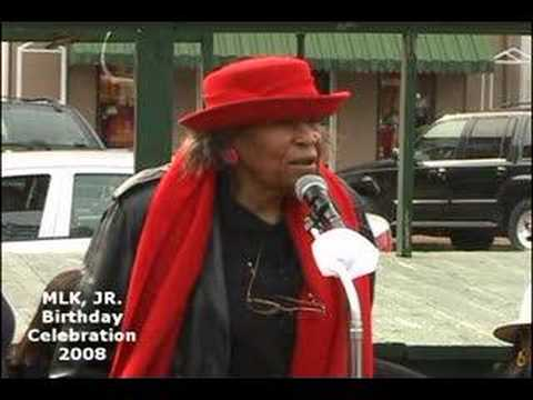 Amelia Boynton Robinson & MLK, Jr. #2
