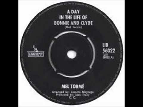 Mel Torme - A Day In The Life Of Bonnie And Clyde (1968)