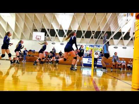 TUESDAY NIGHT NETS  KERN VALLEY HIGH SCHOOL VOLLEYBALL 9-17-16