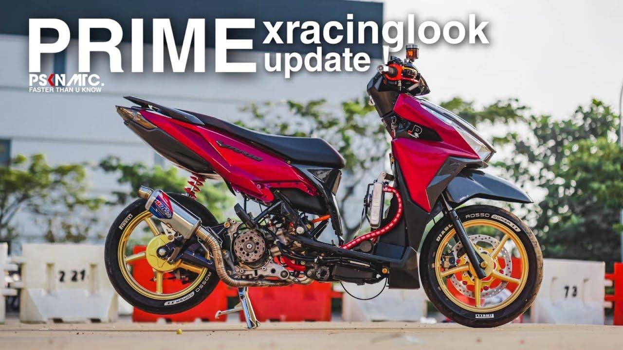 Vario Primexracinglook Update | PSKNMTC | Vario 200 cc