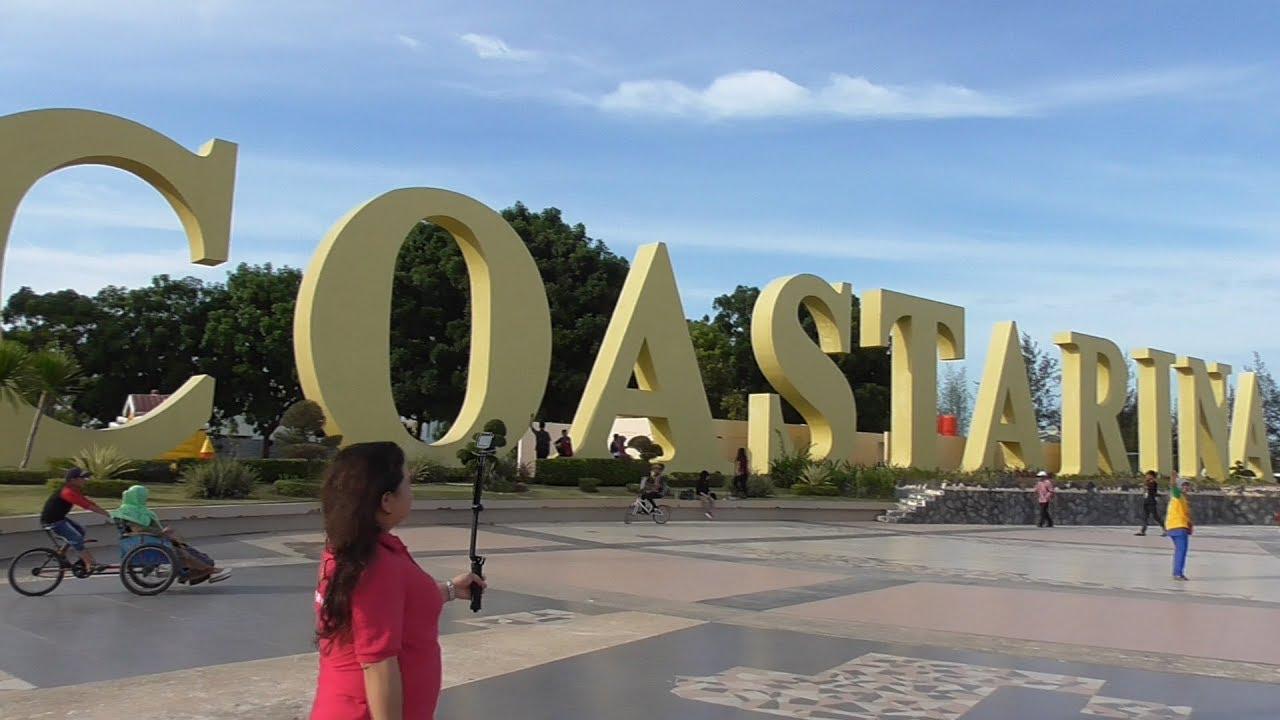 Mega Wisata Ocarina Batam Tempat Rekreasi Favorit Di Batam Youtube