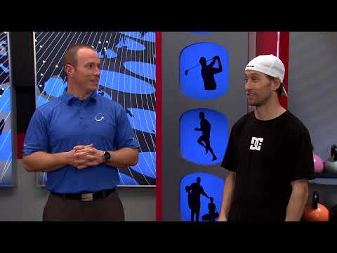 Golf Fitness Academy S8 Ep08 – Rotational Power