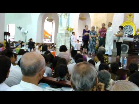 Thánh Lễ Kính Lòng Thương Xót Chúa trưa 8.9 NT Chí Hòa ( p3)