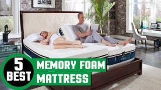 ✅ Mattress: 5 Best Budget Memory Foam Mattress Reviews in 2019 | Memory Foam Mattress Buying Guide