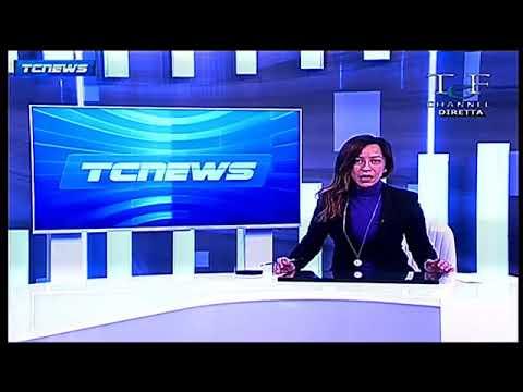 CORONAVIRUS IN UMBRIA TG TEF CHANNEL 12 marzo 2020