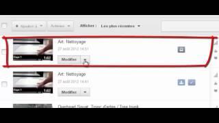 Youtube:Paramètres de confidentialité