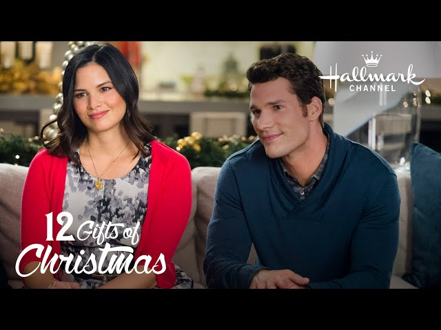 12 Gifts Of Christmas Stars Katrina Law Aaron O Connell And Donna Mills Youtube