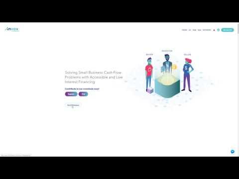 Обзор ICO Invox Finance
