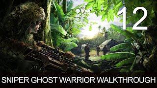 Sniper Ghost Warrior Walkthrough Gameplay Mission 12