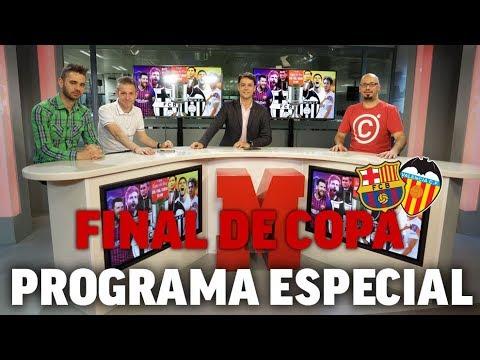 Download Final de la Copa del Rey 2019 , Barcelona vs Valencia, programa especial  I MARCA