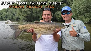 Wildwater Adventures  part 24. Boat Feeder Fishing on River Vág
