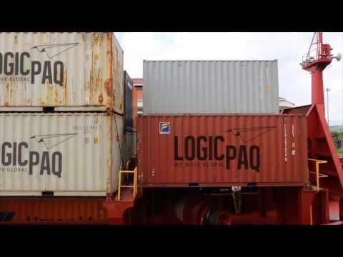 LOGICPAQ Ocean Freight Operation