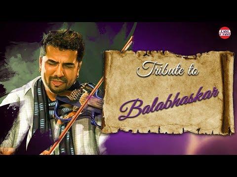 Tribute To Balabhaskar || Romantic Songs || Audio Jukebox || East Coast
