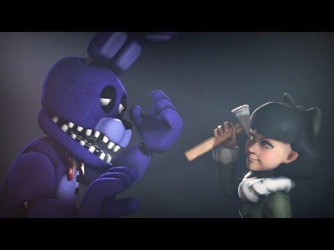 [FNAF SFM] Bonnie's Face 2 (Five Nights at Freddy's Animation)