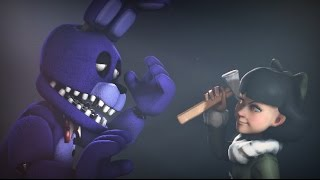 - FNAF SFM Bonnie s Face 2 Five Nights at Freddy s Animation