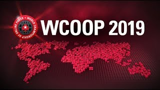 WCOOP 2019 | $10,300 NLHE PKO Event 41-H [UFC Heavyweight]: Final Table Replay