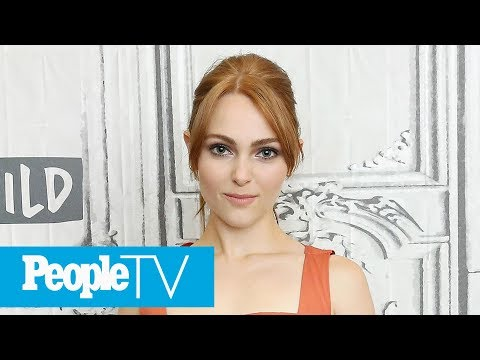 AnnaSophia Robb On Working With Uma Thurman On 'Down A Dark Hall' & Her NYU Experience | PeopleTV thumbnail