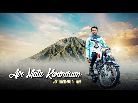 "Image of "" NEW "" AIR MATA KERINDUAN Voc Hafidzul Ahkam - Official Video Clip"
