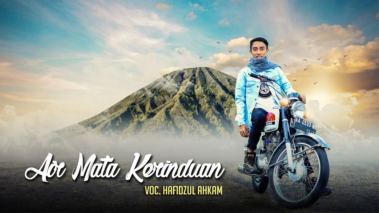 """ NEW "" AIR MATA KERINDUAN Voc Hafidzul Ahkam - Official Video Clip"