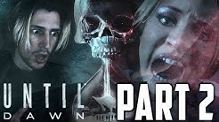 Going for best ending! - xQc Plays UNTIL DAWN with Chat! (part 2)