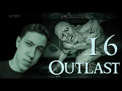 Let's Play Outlast [HD|German|Blind] #16 Feucht fröhlich