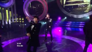Brian - Let this die, 브라이언 - 너 따윈 버리고, Music Core 20120303