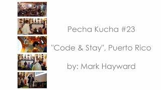 Code & Stay , Puerto Rico, por Mark Hayward