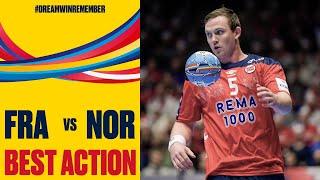 Twisting Sagosen Surprises The French Defence / Men's Ehf Euro 2020