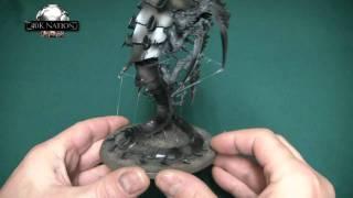 Warhammer 40k Tyranids ~ Aliens theme ~ Hive Fleet Iecabus ~ Malanthrope, Trygon & Warrior.