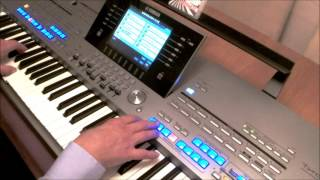 Easy Listening Complete part 2 Tyros Genos PSR-S CVP