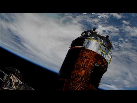 SPACE STATION CAMERAS CAPTURE VIEWS OF HURRICANE MICHAEL