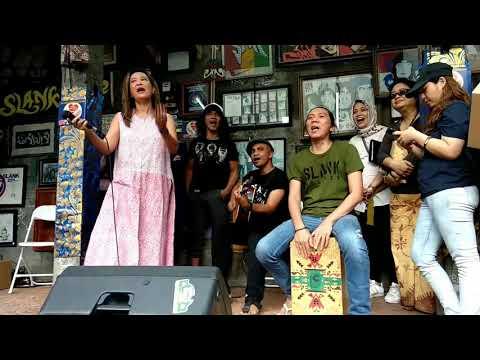 """Slank melelang lagu """"cuma hayalan"""" buat korban gempa dan tsunami di palu, donggala dan sekitarnya Mp3"""