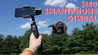 Is a $99 Smartphone Stabilizer Worth It? || Zhiyun Smooth Q Review