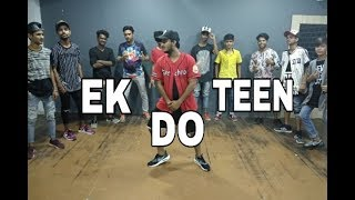 Baaghi 2 : Ek Do Teen song | Dance | Jacqueline Fernandez | Choreography by Rishabhpokhriyal