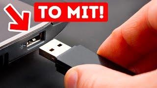 Bezpieczne usuwanie pamięci USB i 7 innych mitów komputerowych