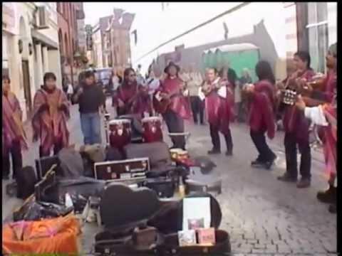 FESTIVAL MALMØ SWEDEN MUSICA ANDINA TESORITO SIKURI 2001 - YouTube
