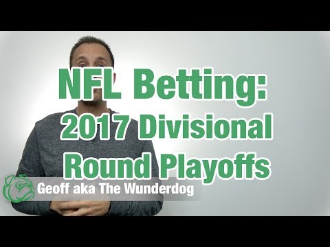 2017 NFL Divisional Round Playoff Picks