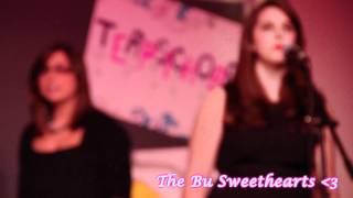 bu sweethearts night of acapella 2011
