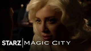 "Magic City | Ep. 4 Scene Clip ""Artistic and Reckless"" 