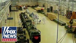 Kremlin on suspected missile explosion: 'Accidents happen'