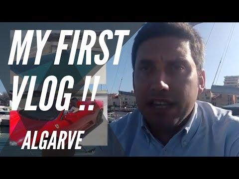 To MY First VLOG I will BRING Michael JORDAN!!! | Algarve Luxury Concierge | VLOG 01
