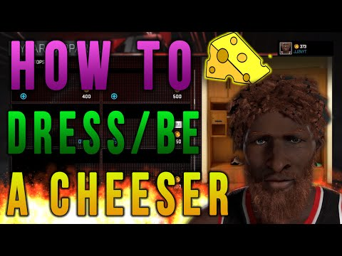 NBA 2K16 HOW TO BE A CHEESER [ TUTORIAL ] *CHEESE*