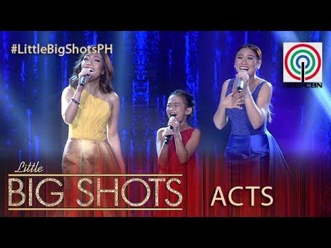 Little Big Shots Philippines: Jenny Mae   8-year-old Biritera