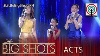 Little Big Shots Philippines: Jenny Mae | 8-year-old Biritera