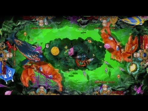 Ocean Monster 6/8 Players Arcade Ocean King 2 Fish Table Game /IGS Series Ocean Monster Fish Table
